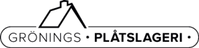 Grönings Plåtslageri Logo